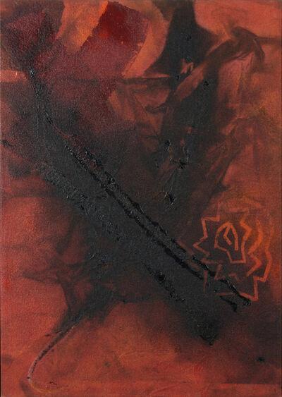 Christian Jaccard, 'De La Suite Des Rouges Émis, Suite 2, Rouge Émis', 1987