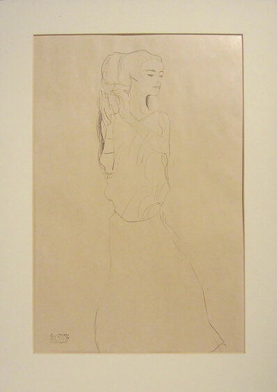 Gustav Klimt, 'Untitled I.VI', 1985