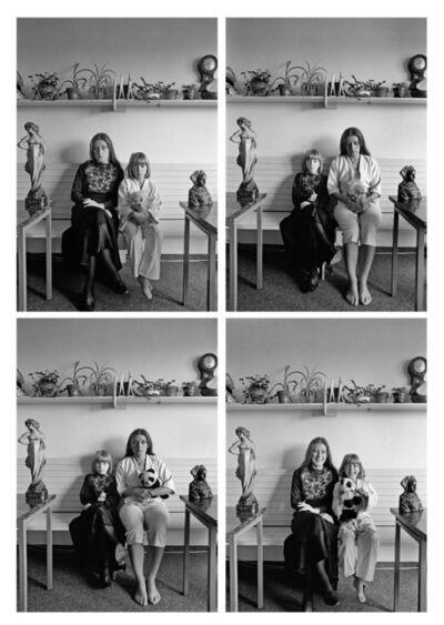 Margherita Spiluttini, 'Du und Ich, Nr. 3', 1980/2017
