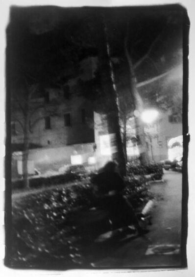 Ming Smith, 'Late night rendezvous, Poggibonsi, Italy', 1987