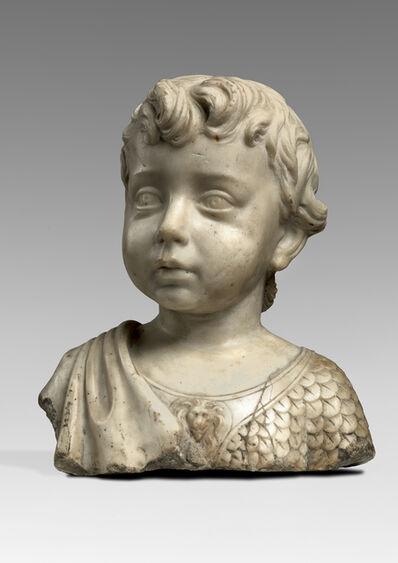 Circle of Desiderio da Settignano, 'Bust of a Boy', Late 15th Century