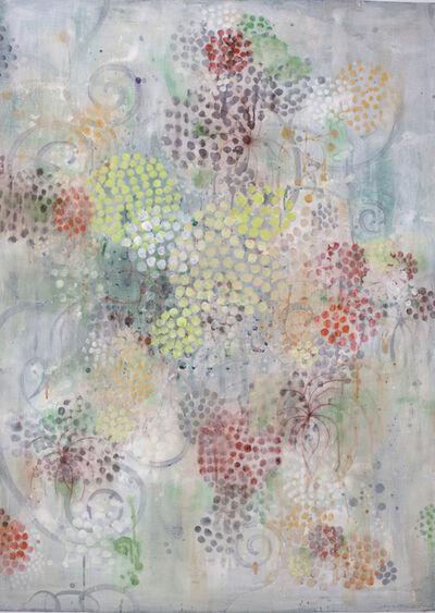 Daru Kim, 'White flutter #2', 2009