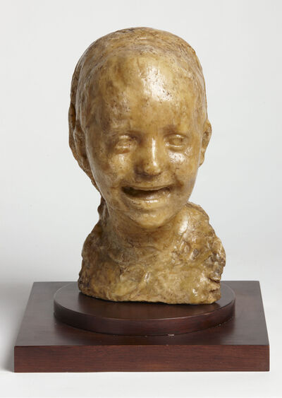 Medardo Rosso, 'Bambina che ride (Laughing Girl)', ca. 1889 -1890
