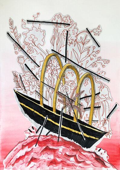 Chris Denovan, 'Vessel Vase', 2020