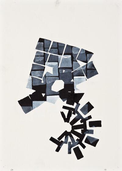 Chuck Holtzman, '887', 2013