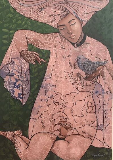 Tetiana Cherevan, 'If only I had wings', 2018