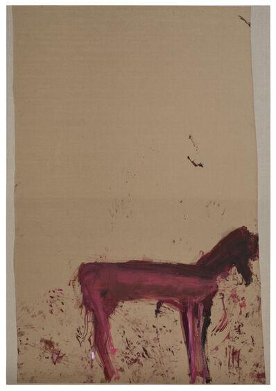 Martha Jungwirth, 'Untitled (from the Series: Das Trojanische Pferd)', 2019