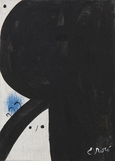Joan Miró, 'Femme aux trois cheveux, constellation', 1976