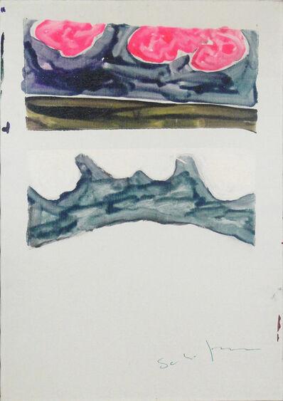 Mario Schifano, 'Untitled (Paesaggio anemico / Anemic landscape)', 1978-1981