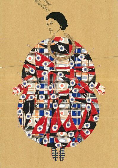 Hormazd Narielwalla, 'A Love Affair with Coco Chanel No.8', 2020