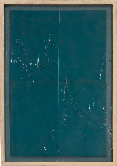 Graham Collins, 'Blue Diptych', 2013