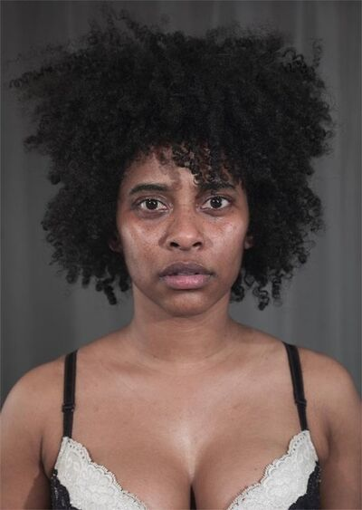 T.J. Dedeaux-Norris, 'Untitled (self-portrait)', 2012
