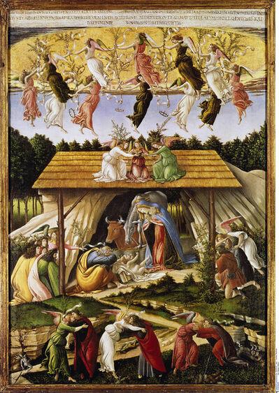 Sandro Botticelli, 'Mystische Geburt', 1501