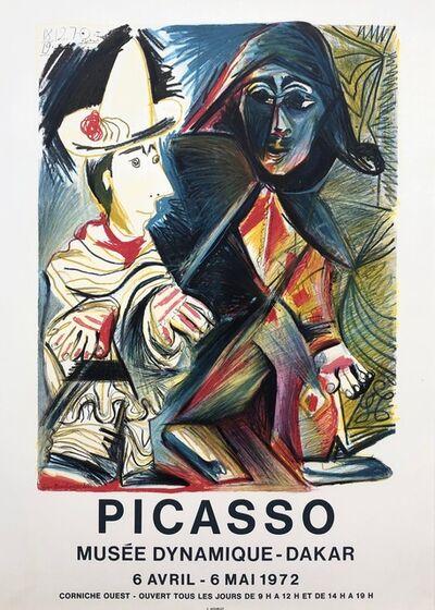 Pablo Picasso, 'Picasso Musée Dynamique - Dakar', 1972