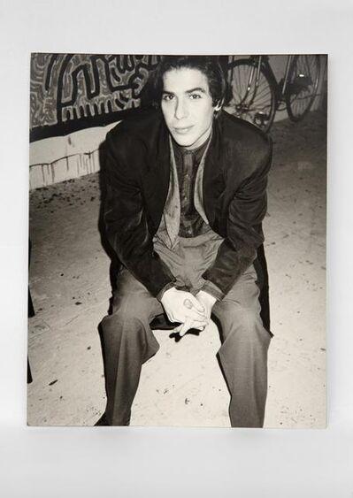 Andy Warhol, 'George Condo', 1986
