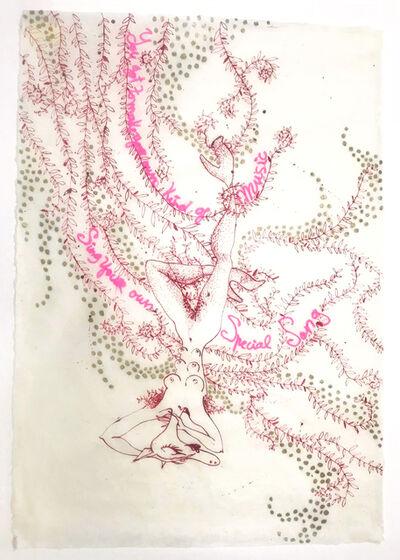 Itziar Bilbao Urrutia, 'Sing Your Own Special Song (Red Woman)', 2021