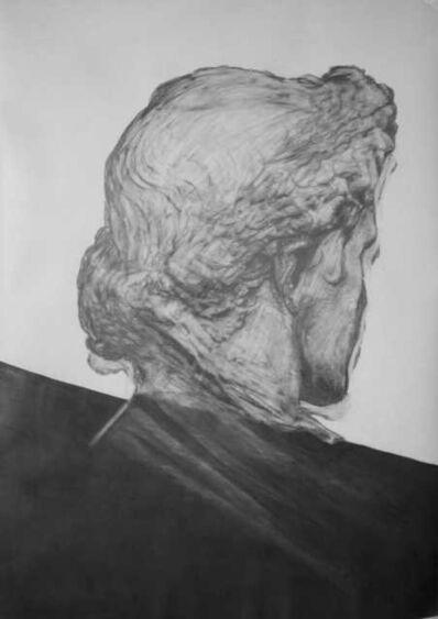 Frédéric Malette, 'Marquée au front un serpent dans le coeur', 2018