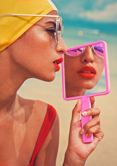 Elena Iv-skaya, 'Pink Mirror', 2021