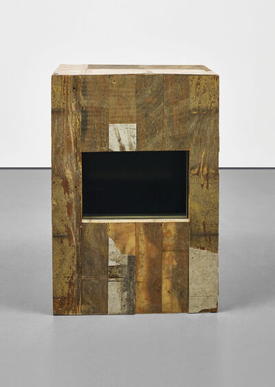 Theaster Gates, 'Black Box II', 2011