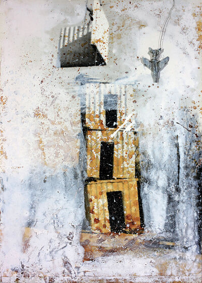 Anselm Kiefer, 'Tower Bicocca', 2004