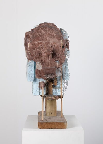 Huma Bhabha, 'Museum without walls', 2005
