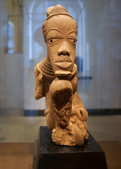 'Nok sculpture', ca. 500 BCE -500 CE