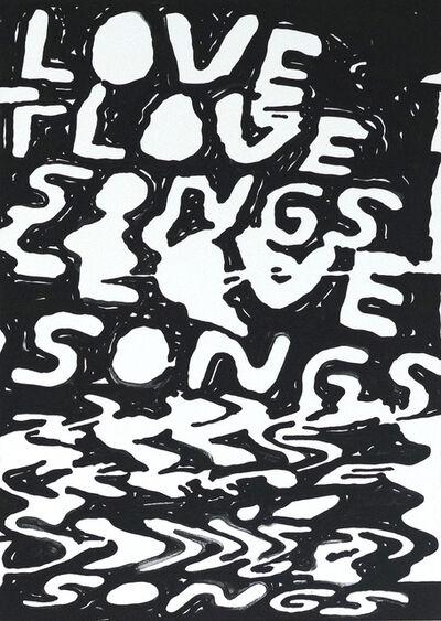Stefan Marx, 'Love Songs', 2017