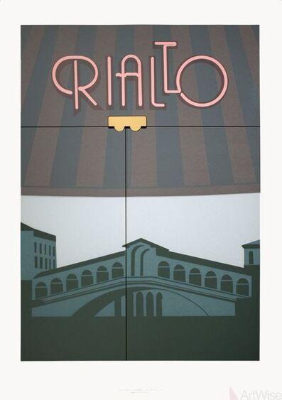 Perry A. King, 'Rialto', 1984