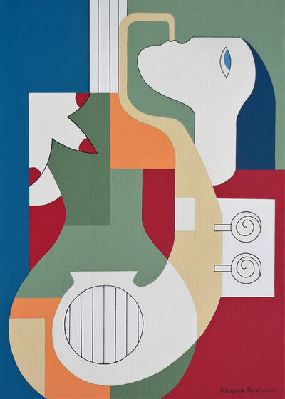 Hildegarde Handsaeme, 'The Saxo Charm', 2018