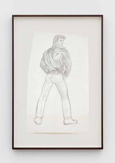 Tom of Finland, 'Untitled (Preparatory Drawing)', 1977
