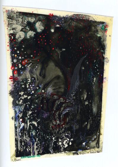 Kathy Robinson-Hays, 'Sumi: Red Rain', 2016