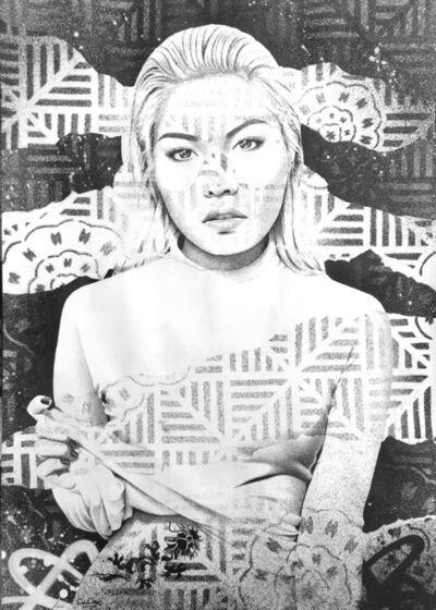 Fin Dac, 'Tatsu (Kantha #1', 2018