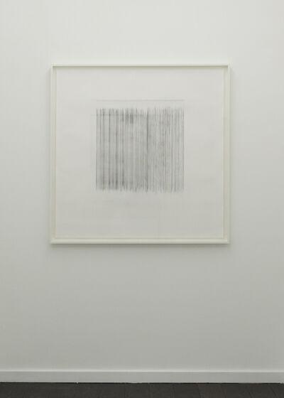 Susan Morris, 'Plumb Line Drawing No.08', 2009