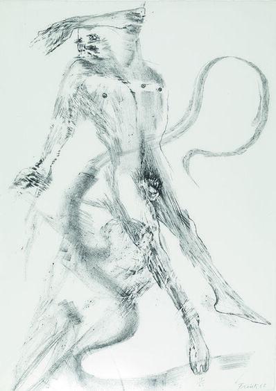 Elisabeth Frink, 'Spinning Man V', 1965