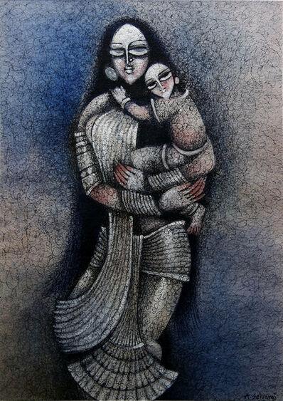 A. Selvaraj, 'Unconditional Affection', 2006