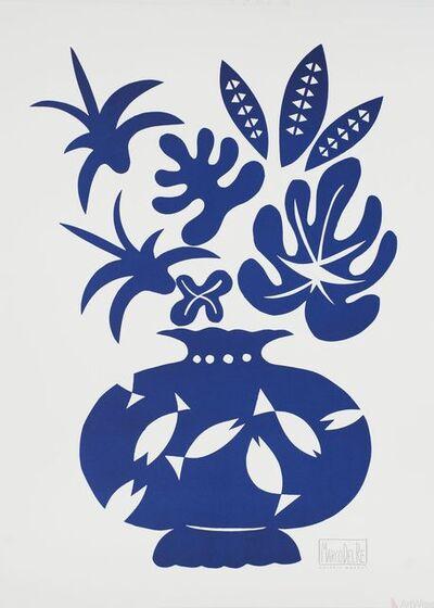 Marco Del Re, 'Vase II Bleu', 2008