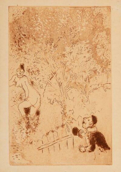 Marc Chagall, 'L'Envie II (Envy II), from Les Sept péchés capitaux (The Seven Deadly Sins)', 1926