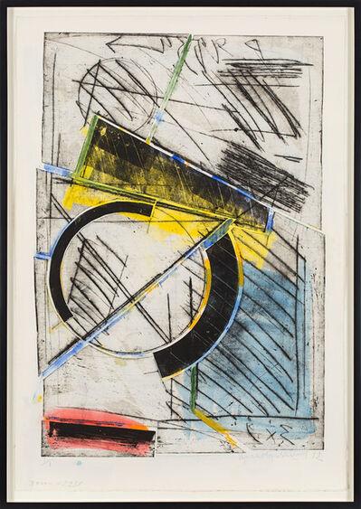 Oleg Kudryashov, 'Composition (Plate 2251)', 1992