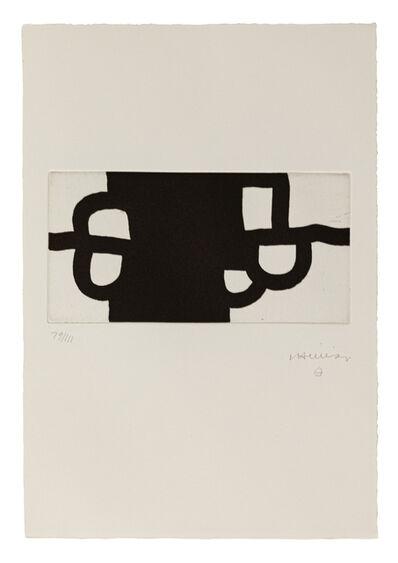 Eduardo Chillida, 'Antzo II', 1985