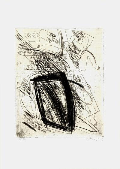 Walter Stöhrer, 'Memorabilia', 1970