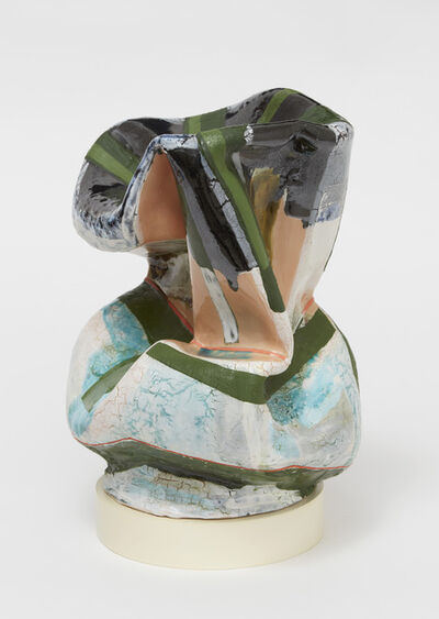Kathy Butterly, 'Disjointed Greens', 2020