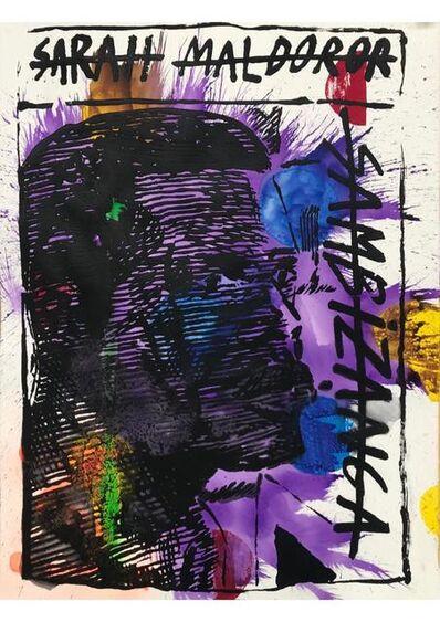 "Francisco Vidal, '""Sambizanga #3""', 2020/21"