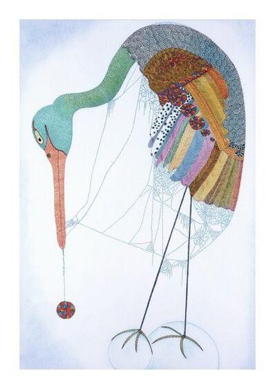 Marian Fannon Christian, 'YoYo Bird', 2003