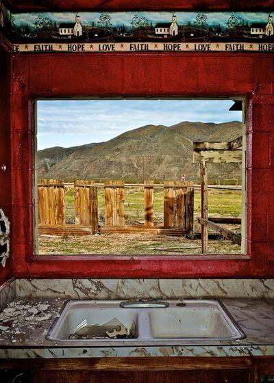 Osceola Refetoff, 'Love, Faith, Hope - Cinco, California', 2016