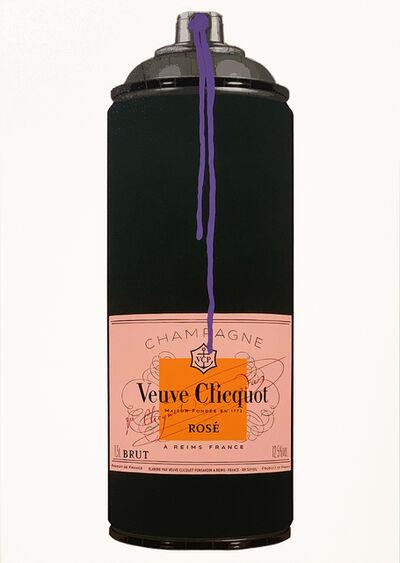 Campbell La Pun, 'Veuve Clicquot Rose Purple', 2021