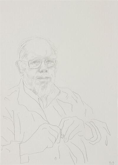 Jonathan Yeo, 'Portrait Study', 2019
