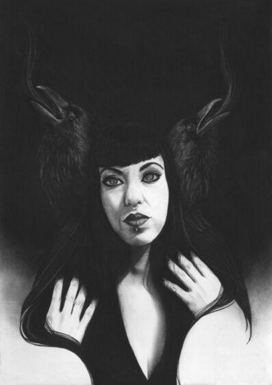 Stephanie Inagaki, 'The Phoenix and Her Familiars', 2015