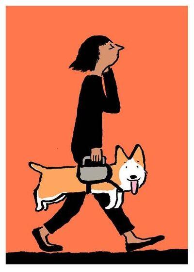Jean Jullien, 'Doggy bag', 2019