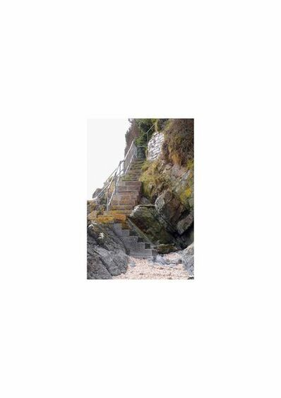 Rachel Whiteread, 'Llansteffan Stairway', 2015
