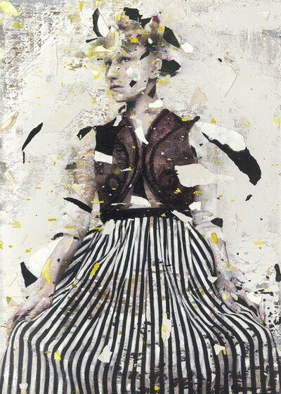 Lita Cabellut, 'Valentina', 2020